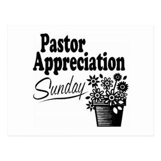 pastor appreciation postcard