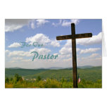 Pastor Appreciation Scripture Card