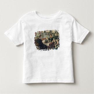 Pastor Johann Wilhelm Rautenberg and his Toddler T-Shirt