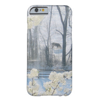 Pastoral Nature Scenery in Winter Barely There iPhone 6 Case