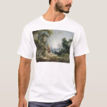 Pastoral Scene, or Young Shepherd in a Landscape T-Shirt