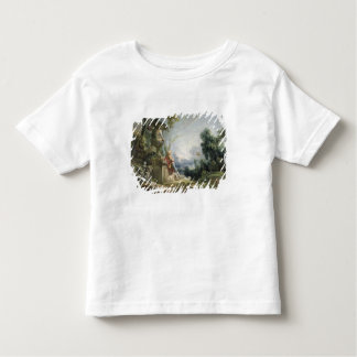 Pastoral Scene, or Young Shepherd in a Landscape Toddler T-Shirt