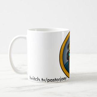 PastorJoey Logo Mug