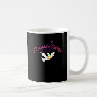 PASTOR'S WIFE DK COFFEE MUG