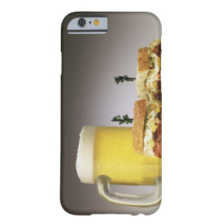 Pastrami on rue with beer barely there iPhone 6 case