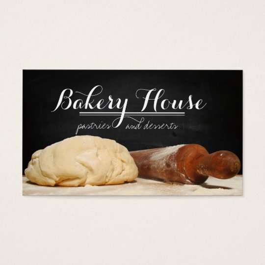 Pastry/Bakery/Pastry chef/Bakery Store Business Card