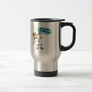 Pastry Chef Coffee Mug