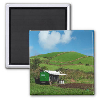 Pasture and dairy equipment square magnet
