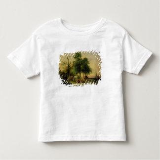 Pasture land toddler T-Shirt