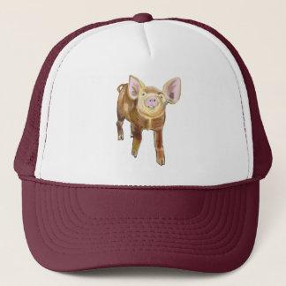Pasture Pig Trucker Hat