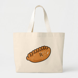 pasty large tote bag