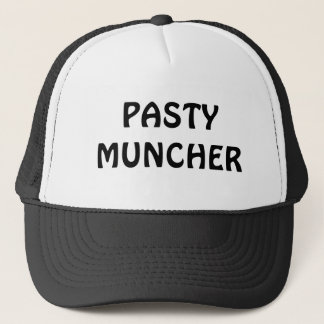 PASTY MUNCHER TRUCKER HAT