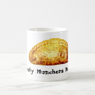 Pasty Munchers Mug. Coffee Mug