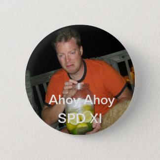 Pat 6 Cm Round Badge