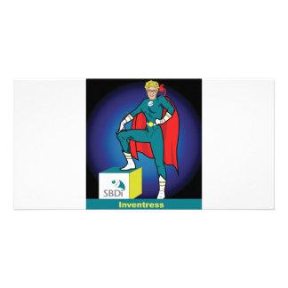 Pat Ferdinandi Personalised Photo Card