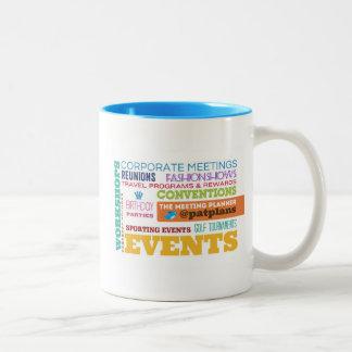 PAT THE MEETING PLANNER mug