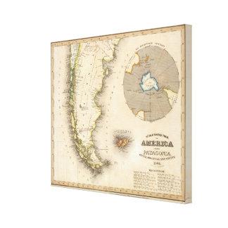 Patagonia, Argentina Canvas Print