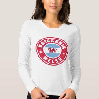 Patagonia Welsh Flag Tee Shirt