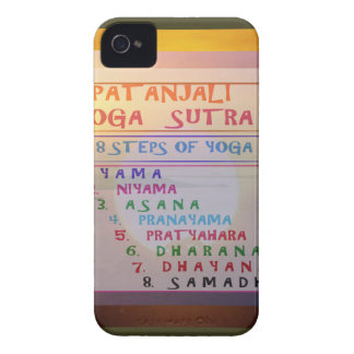 PATANJALI Yoga Meditation Sutra List iPhone 4 Case