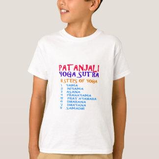 PATANJALI Yoga Sutra Compilation List T-Shirt