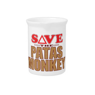 Patas Monkey Save Pitcher