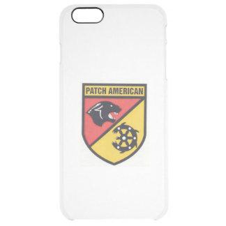 patch american high school jrotc phone case iPhone 6 plus case
