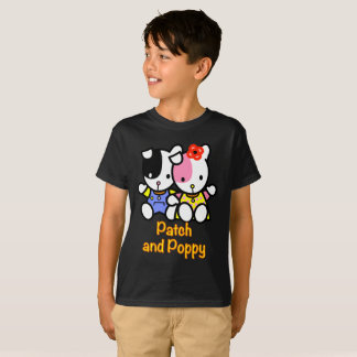 Patch and Poppy HANES T-shirt