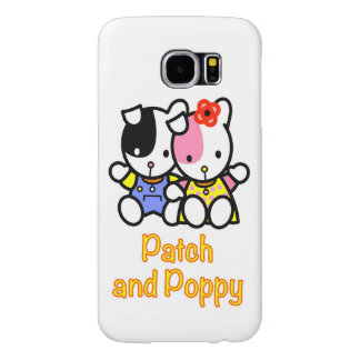 Patch and Poppy Samsung Galaxy S6 Samsung Galaxy S6 Cases