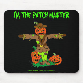 Patch Master Mousemat