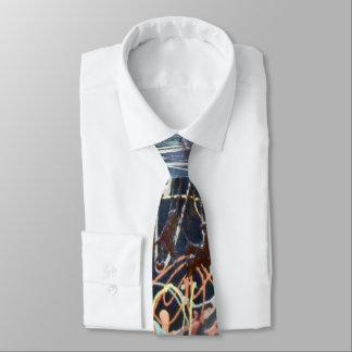 Patch of Midnight Neck Tie