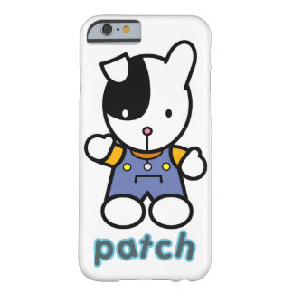 Patch the puppy barely there iPhone 6 case