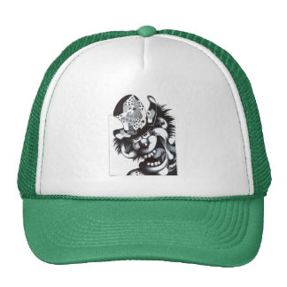 Patches the Clown Mesh Hats