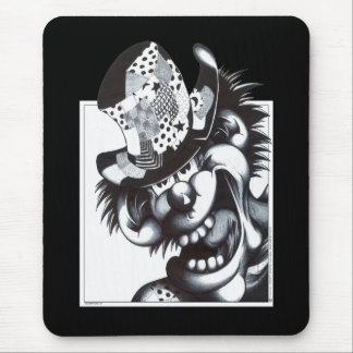 Patches the Clown Mouse Pad