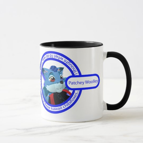 Patchey Woolley Mug #1