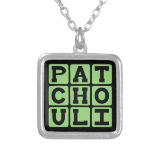 Patchouli Hippie Oil Pendant