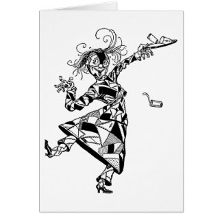 Patchwork Girl of Oz Greeting Card