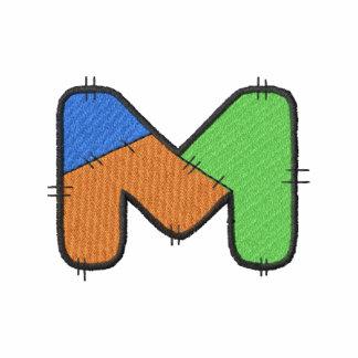 Patchwork Letter M