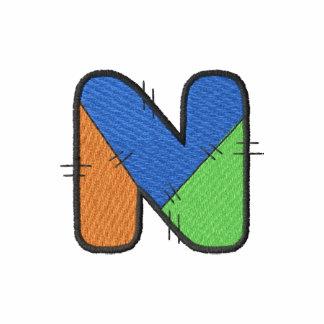 Patchwork Letter N