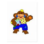 Patchwork Monkey