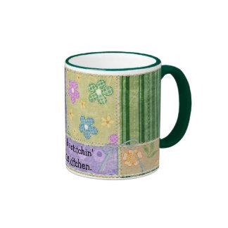 Patchwork Quilter s Coffee Mug Coffee Mug
