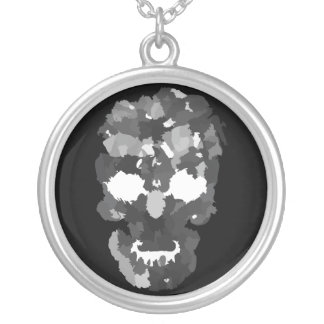 Patchwork Skull Jewelry