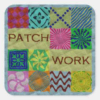 PATCHWORK Stickers