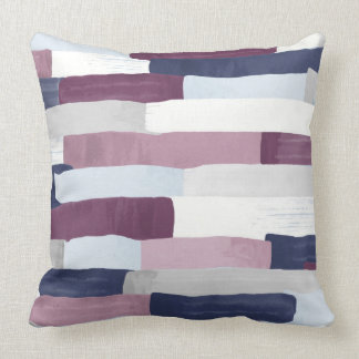 Patchwork Stripe Cushion