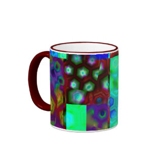 Patchworky Mug
