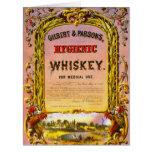 Patent Medicine Ad 1860 Greeting Card