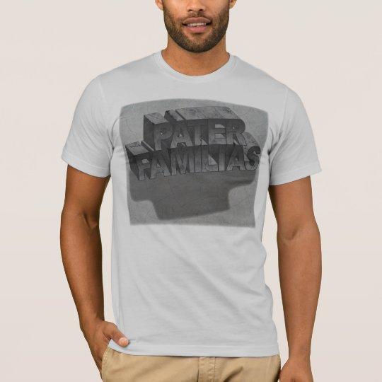 pater_Familias_fondo T-Shirt
