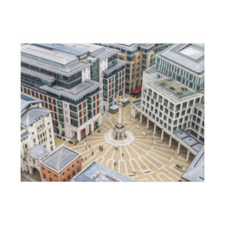 Paternoster Square, London canvas print