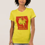 Pates Baroni Vintage Food Ad Art T-shirts