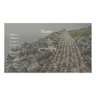 Path By the Bay Business Card