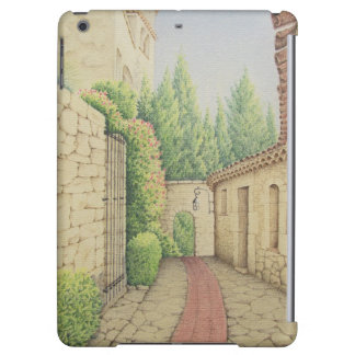 Path in Eze, Cote D'Azur in Pastel iPad Air Case